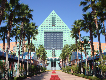 Walt Disney World Hotel